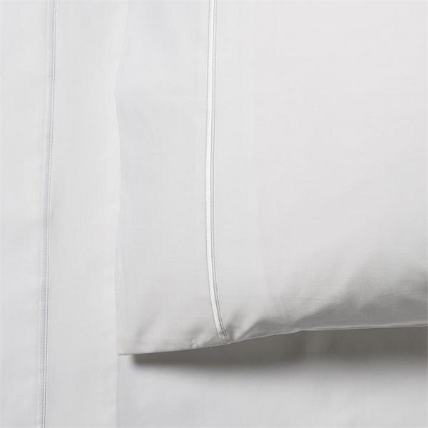 Home Republic Luxury Collection 1000TC Single Snow Sheet Set By Adairs