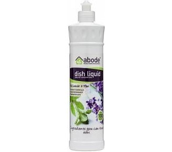 Abode Dish Liquid Wild Lavender & Mint 600ml