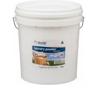 Abode Front & Top Loader ZERO Laundry Powder 15kg