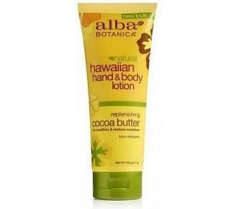 Alba Hawaiian Cocoa Butter Hand & Body Lotion 200ml