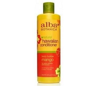 Alba Natural Hawaiian Conditioner Body Builder Mango 340ml