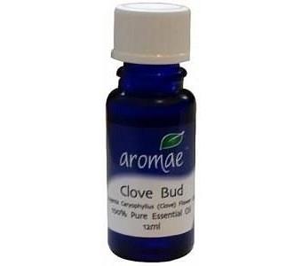 Aromae Clove Bud Essential Oil 12mL