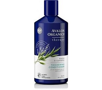 Avalon Organics Biotin B Complex Thickening Conditioner 400ml