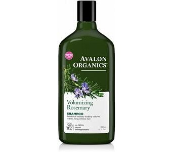 Avalon Organics Volumizing Rosemary Shampoo 325ml
