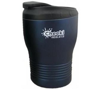 Cheeki Stainless Steel Insulated Coffee Cup Ocean 240ml