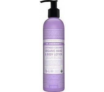 Dr Bronner's Lotion Lavender Coconut 237ml