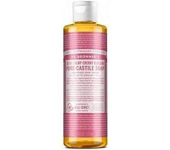 Dr Bronner's Pure Castile Liquid Soap Cherry Blossom 237ml