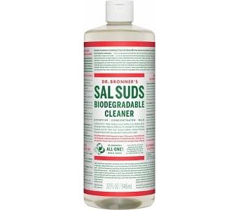 Dr Bronner's Sal Suds Liquid Cleaner 946ml