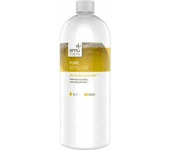 Emu Tracks Pure Emu Oil 1Ltr