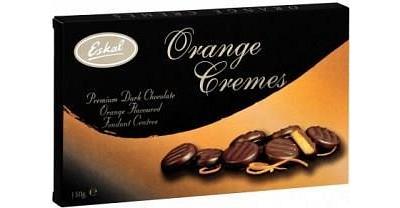 Eskal Gift Box Orange Cremes 150g