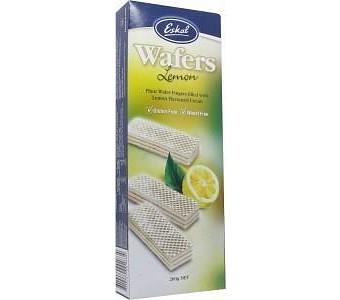 Eskal Wafers Lemon 200g