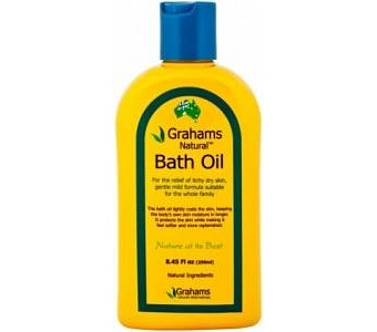 Grahams Bath Oil 220ml