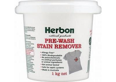 Herbon Pre Wash Stain Remover Bucket 1kg