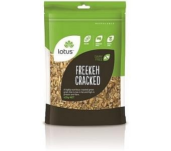 Lotus Freekeh Cracked 425g