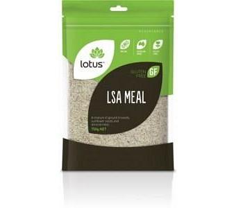 Lotus LSA Meal 750gm