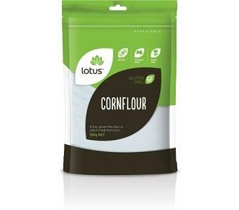 Lotus Maize Cornflour G/F 500gm