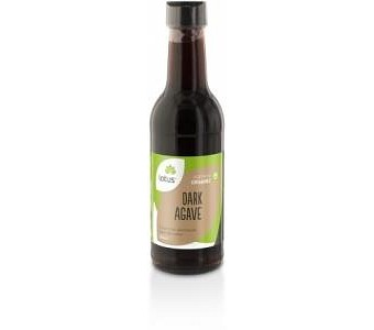 Lotus Organic Agave Dark G/F 250ml