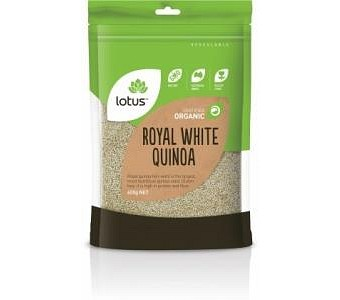 Lotus Organic Quinoa Grain 600gm