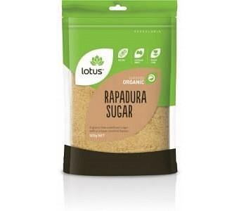 Lotus Organic Rapadura Sugar 500g