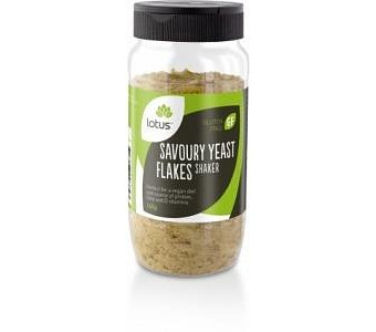 Lotus Yeast Flakes Savoury Shaker G/F 145g