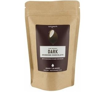 Loving Earth Dark Drinking Chocolate 250g