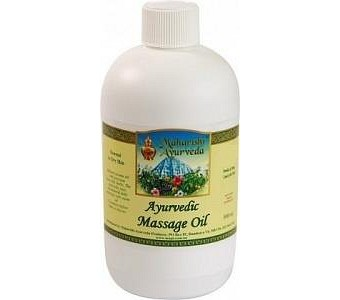 Maharishi Pitta Massage Oil 500ml