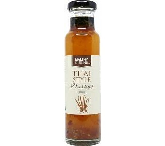 Maleny Cuisine Thai Style Salad Dressing 250ml