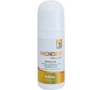 Mgbody Magnesium Roll On Sensitive 60ml
