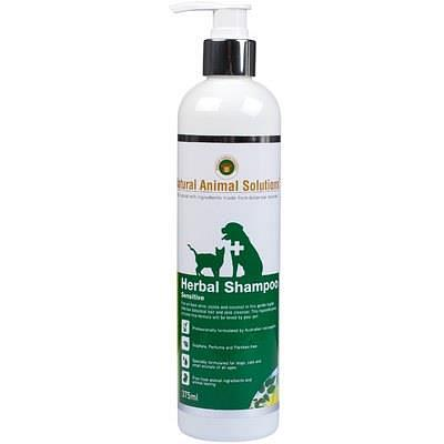 Natural Animal Solutions Sensitive Shampoo 375ml