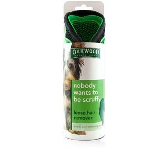 Oakwood Loose Hair Remover (3 in 1 Grooming Glove for Pets)