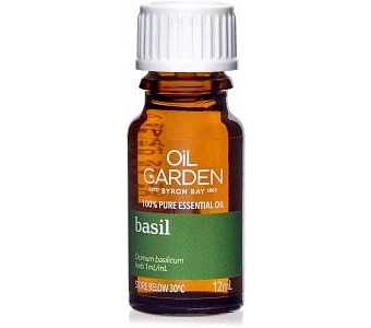 Oil Garden Basil Pure Essential Oil 12ml
