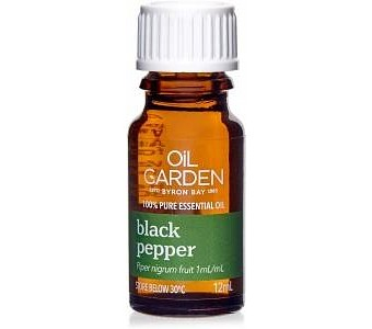 Oil Garden Black Pepper Pure Essential Oil 12ml