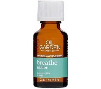 Oil Garden Breathe Easier Oil 25ml