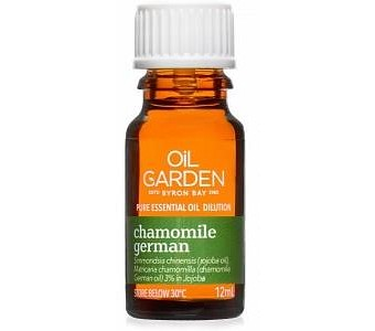 Oil Garden Chamomile German 3% Pure Essential Oil 12ml