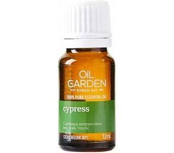 Oil Garden Cypress Pure Essential Oil 12ml