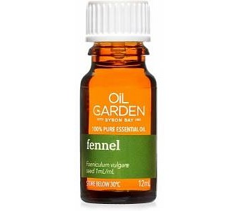 Oil Garden Fennel Pure Essential Oil 12ml