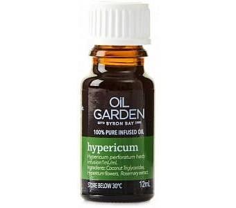 Oil Garden Hypericum Pure Infused Oil 12ml