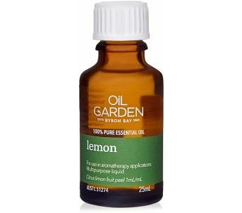 Oil Garden Lemon Pure Essential Oil 25ml