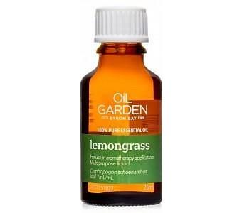 Oil Garden Lemongrass Pure Essential Oil 25ml
