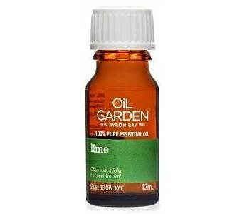 Oil Garden Lime Pure Essential Oil 12ml