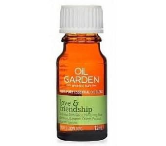 Oil Garden Love & Friendship Pure Essential Oil Blends 12ml
