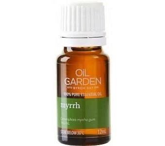 Oil Garden Myrrh Pure Essential Oil 12ml