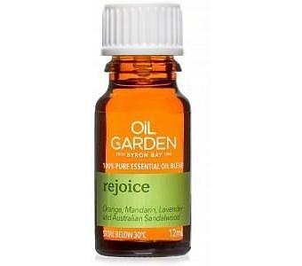 Oil Garden Rejoice Pure Essential Oil Blends 12ml