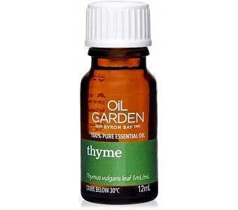 Oil Garden Thyme Pure Essential Oil 12ml