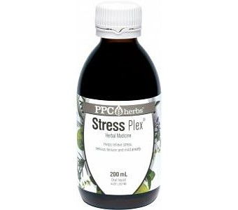PPC Herbs Stress-Plex 200ml