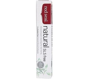 Red Seal Natural Toothpaste  110gm (SLS Free)