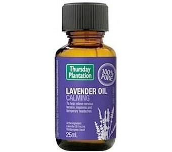 TP Lavender Oil 100% 25ml