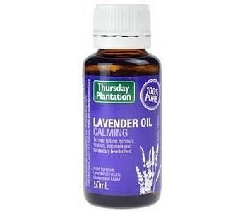 TP Lavender Oil Calming 100% 50ml