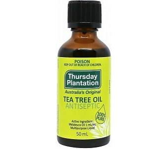 TP Tea Tree 100% Pure Oil 50ml