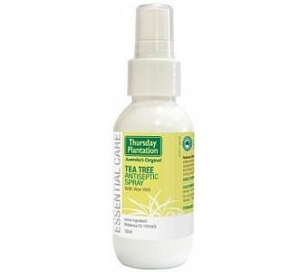 TP Tea Tree Antiseptic Spray w/Aloe Vera 100ml